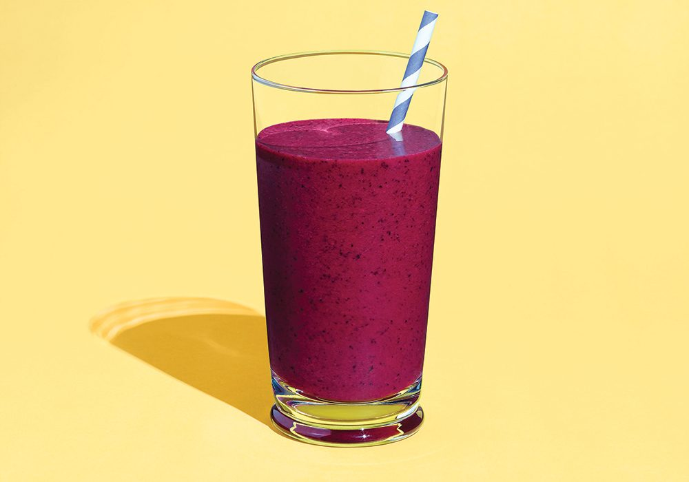 Ultimate Berry Detox Smoothie