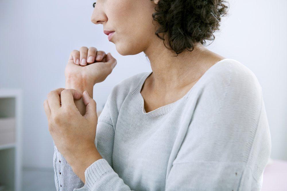 Painful Psoriasis Symptoms