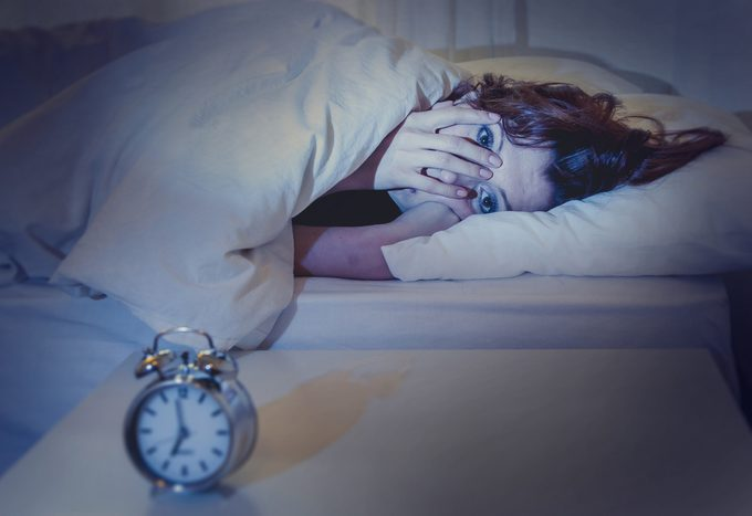 living with insomnia story