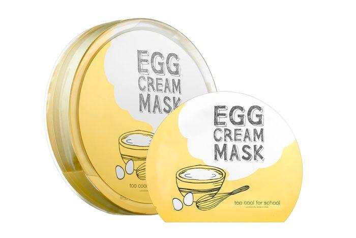 Egg-Cream-Mask