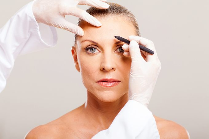 cosmetic surgery anxiety