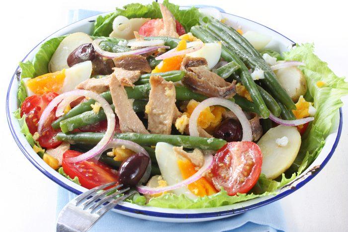 Niçoise Salad with Baby Potatoes Recipe