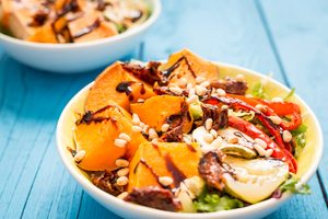 Chicken and Sweet Potato Salad
