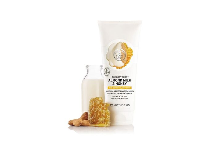 The Body Shop Almond Milk and Honey