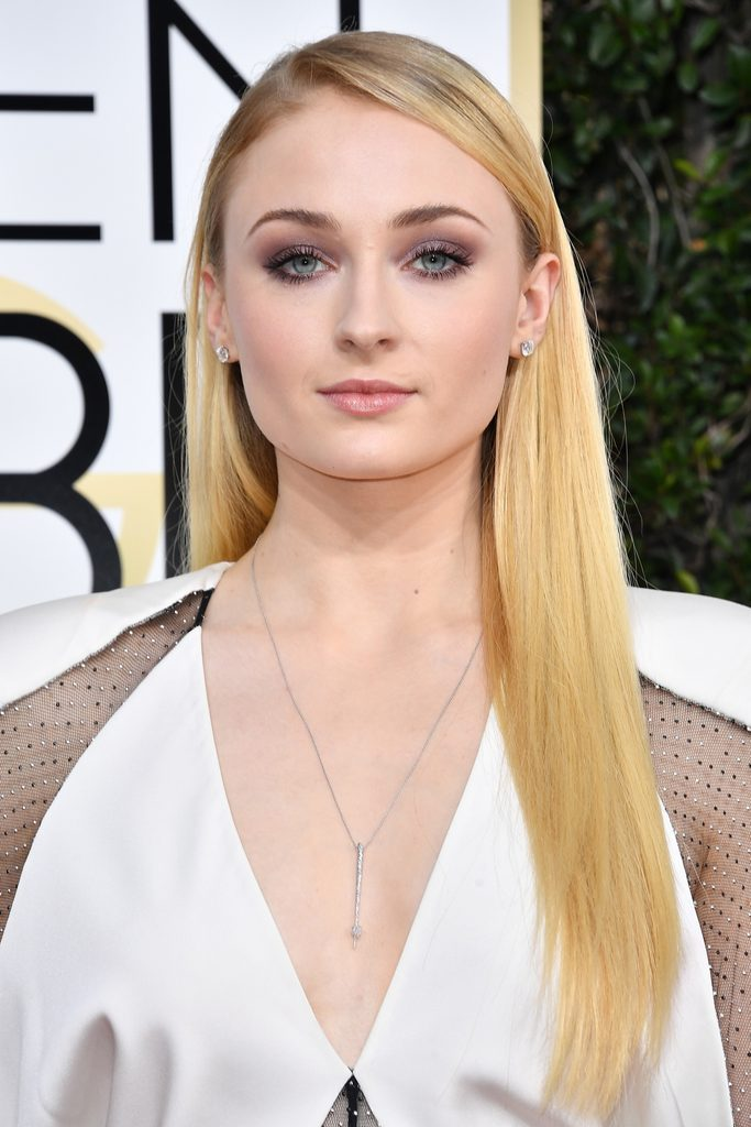 Sophie Turner Golden Globes