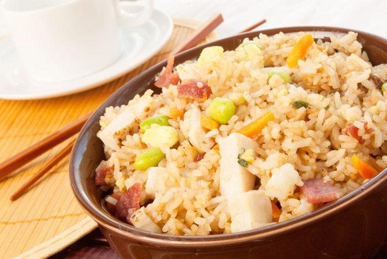 stir-Fried_rice_chicken