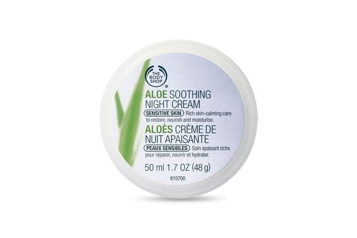 Body Shop Aloe Soothing Night Cream