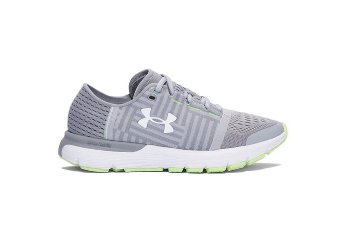 UA SpeedForm shoe