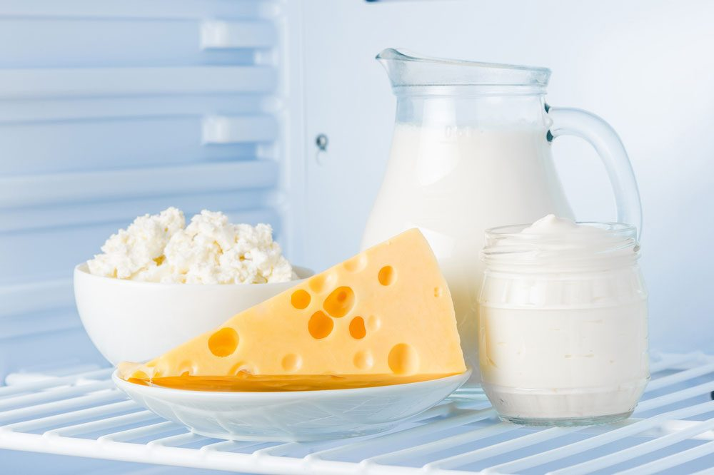 cut cheese for clear skin