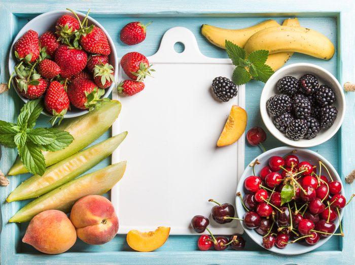 diet affects mental health