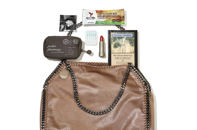 Kate Ross LeBlanc's purse