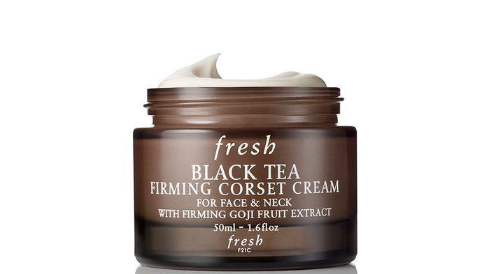 Fresh Black Tea Firming Corset Cream for face and neck