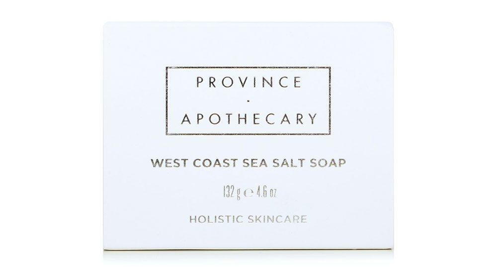 Province Apothecary sea salt soap