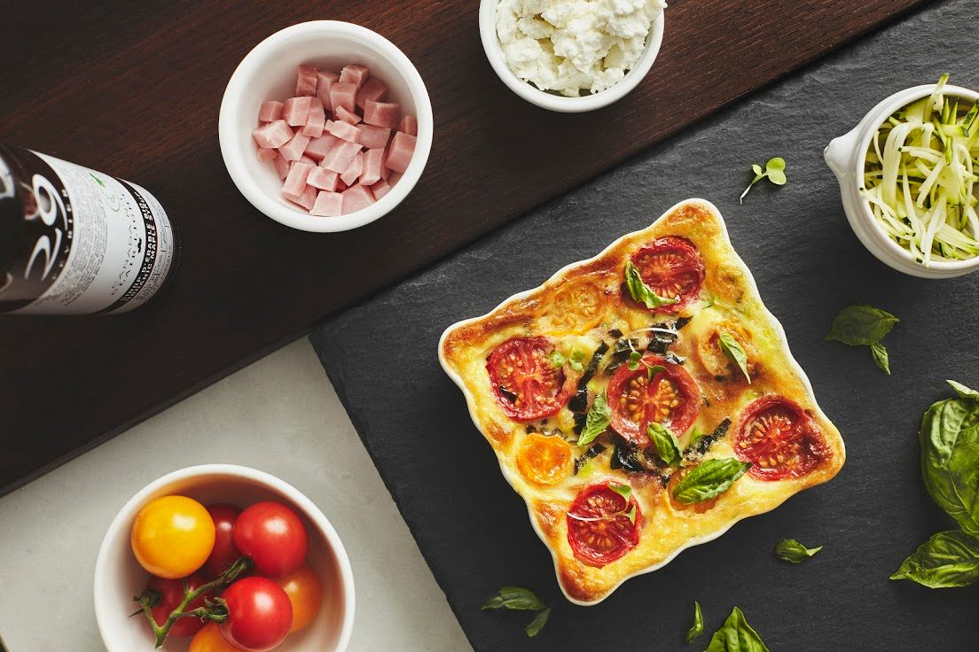 quick and easy breakfast ideas   healthy breakfast   clafoutis