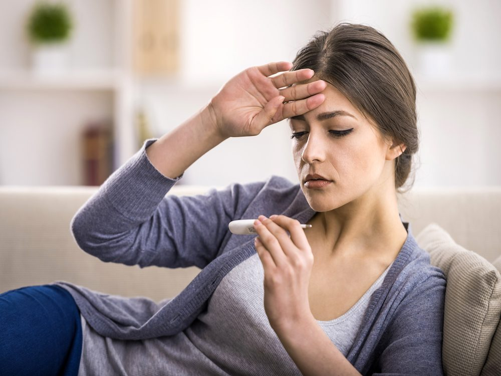 frequent-fevers-infection_cancer symptoms women ignore