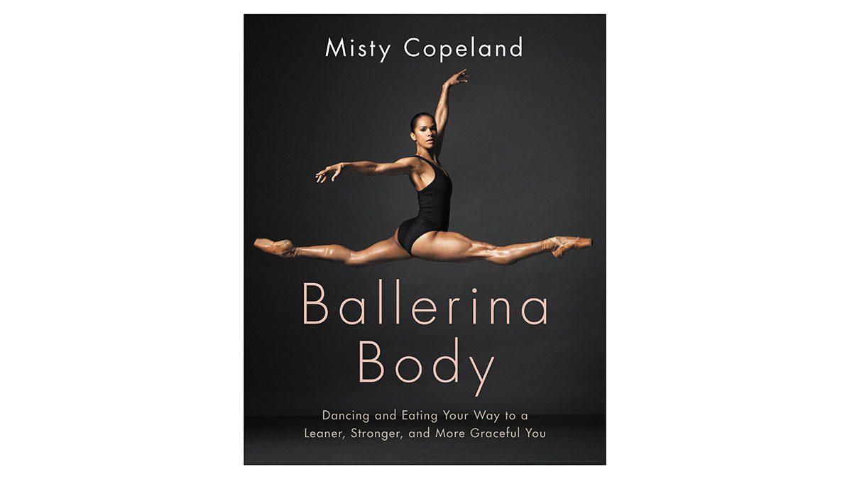 Book cover of Ballerina Body