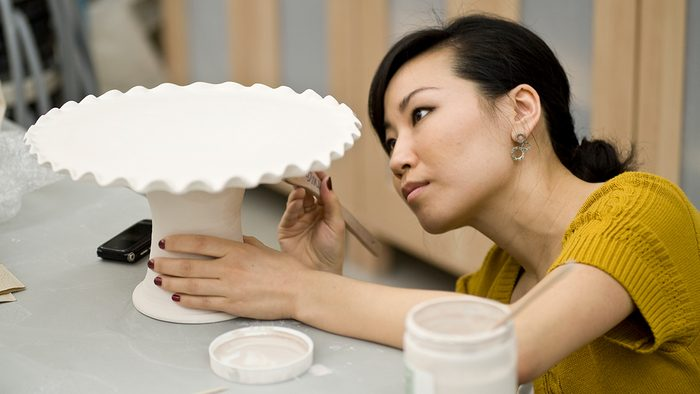 Sentimental Mother's Day Gifts: spend time together with a potter class