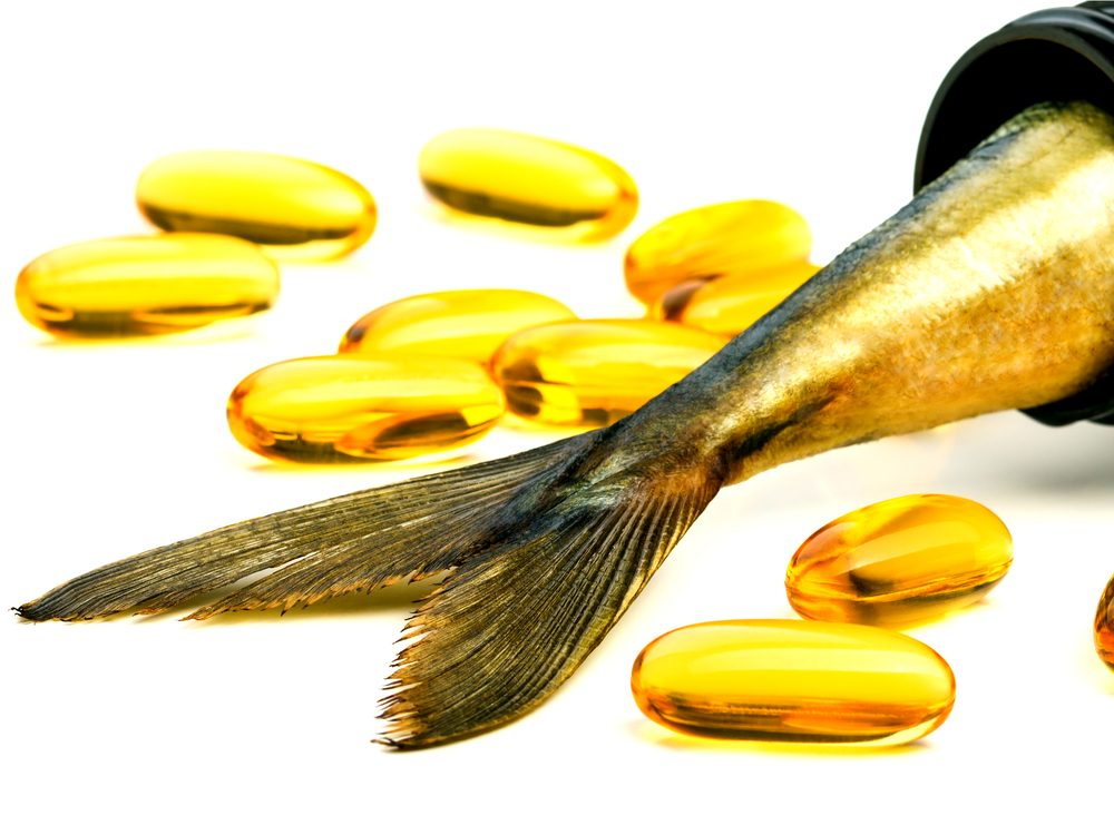 Omega-3 fatty acids are some of the surprising home remedies for acne