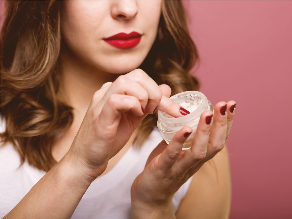 People with great skin make a nightly habit of using products that suit their skin type
