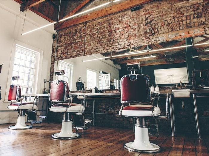 Hair stylist secret: don't book on Saturday