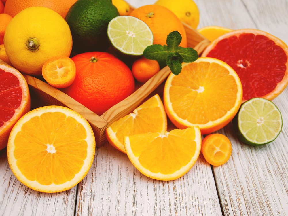 Acidic foods are some of the surprising home remedies for acne