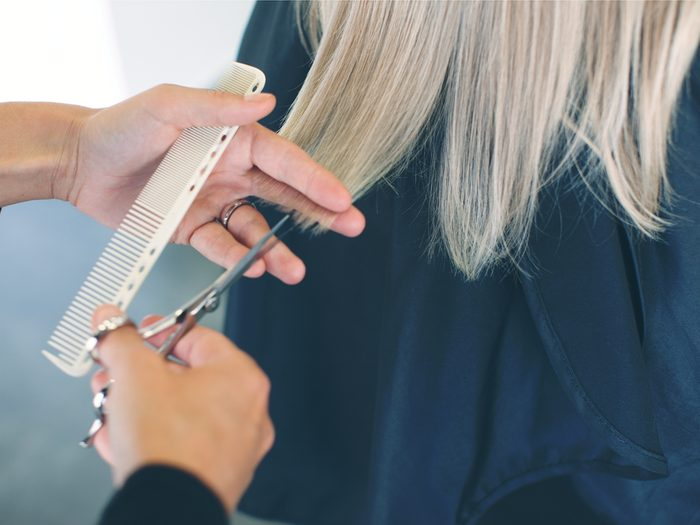 Hair stylist secret: we lie about your appointment time, especially if you've been late before