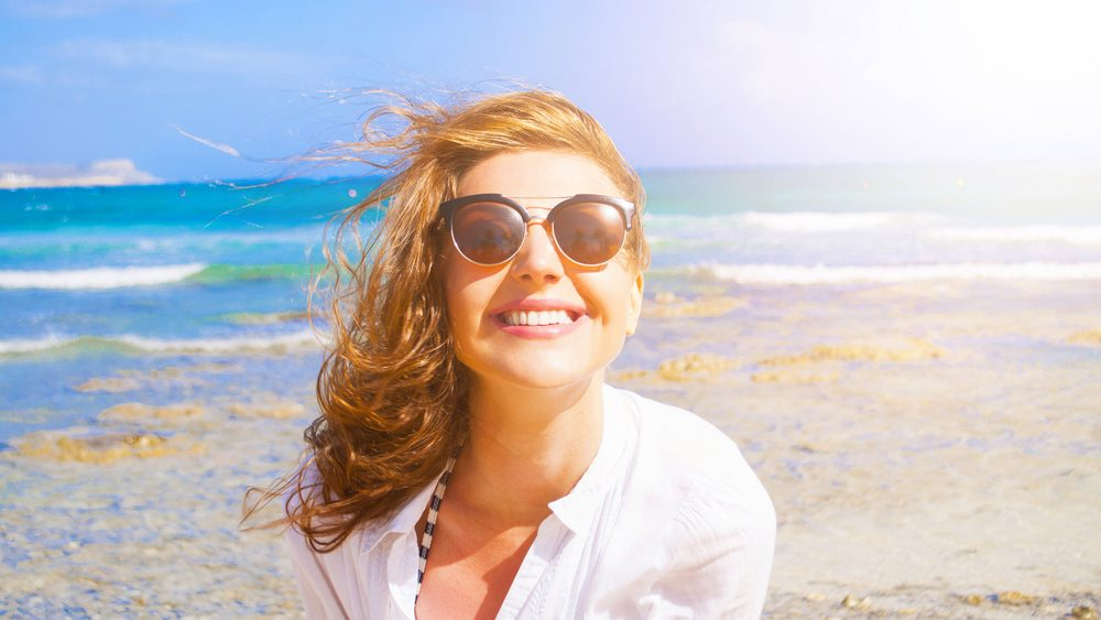 Allergies not seasonal: allergic to the sun