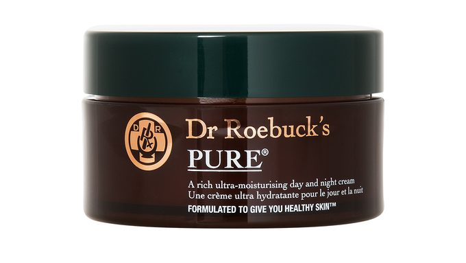 Dr Roebucks Pure Cream jar