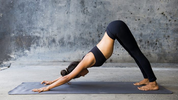 Ruining hearing, yoga is good for ringing in ears