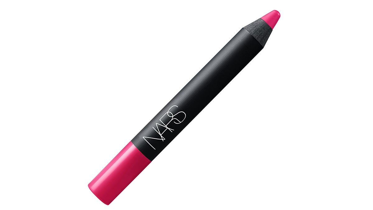 Spring 2017 lip colours, Nars velvet matte lip pencil