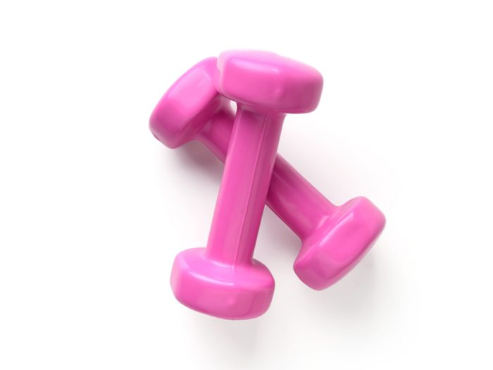 Lack of excercise slows your metabolism