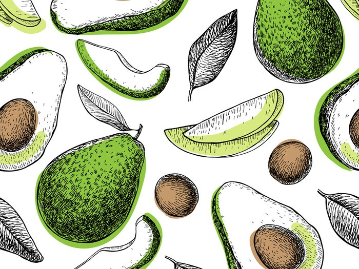 Avocados are not just for eating