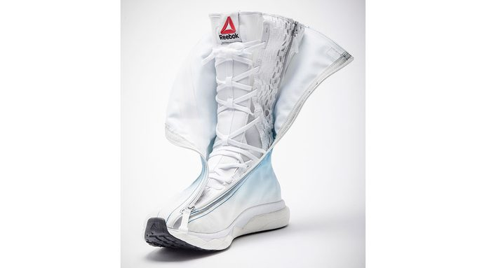 Reebok Floatride, the space boot it inspired