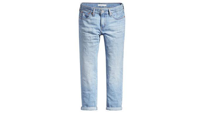 stylish weekend jeans