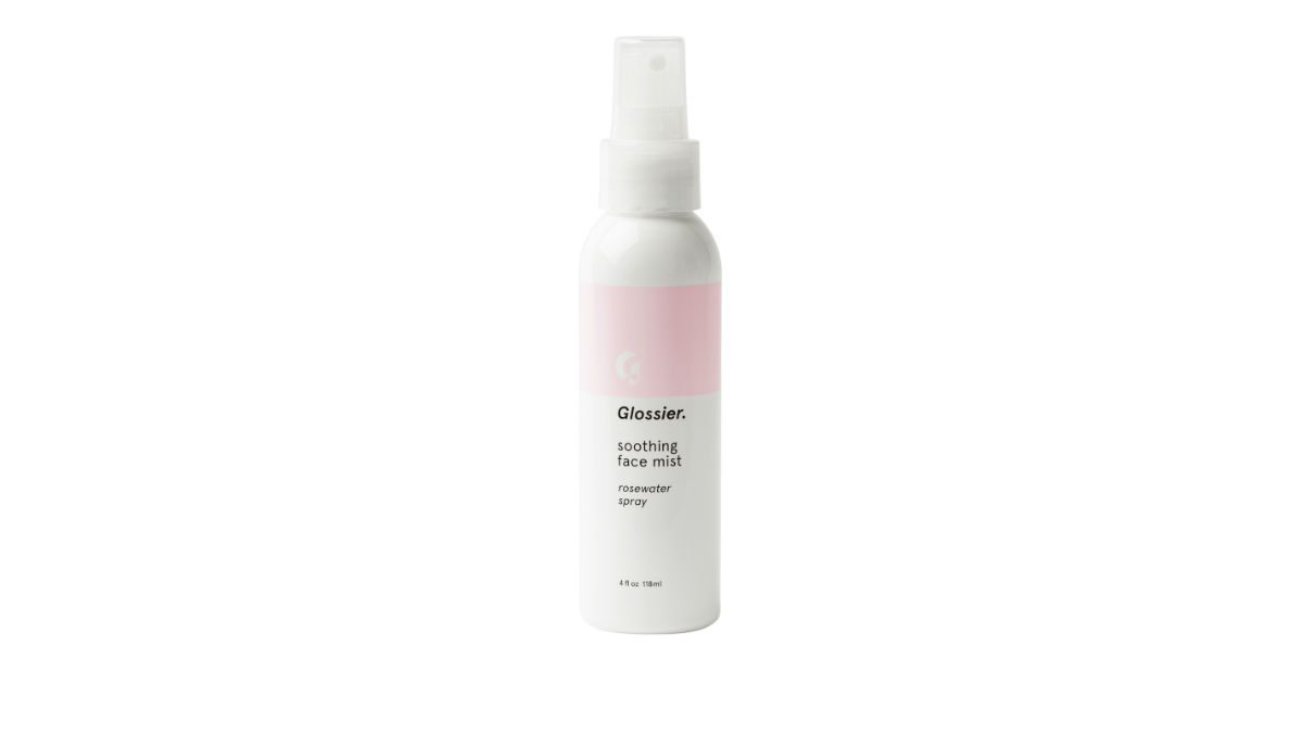 Glossier in Canada Soothing Face Mist Rosewater Spray