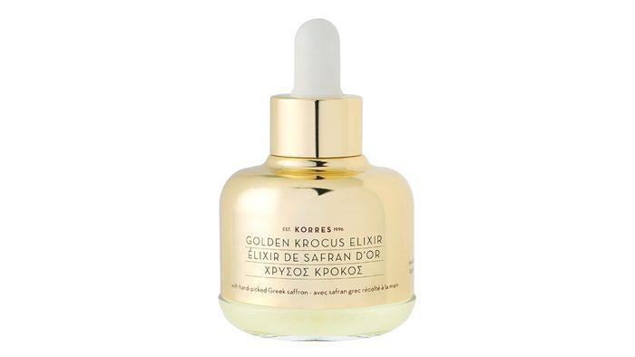 skin saver Korress Golden Krocus Ageless Saffron Elixir