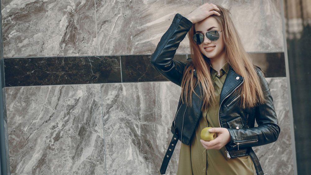 Are You nutrient Deficient?, a woman holding an apple