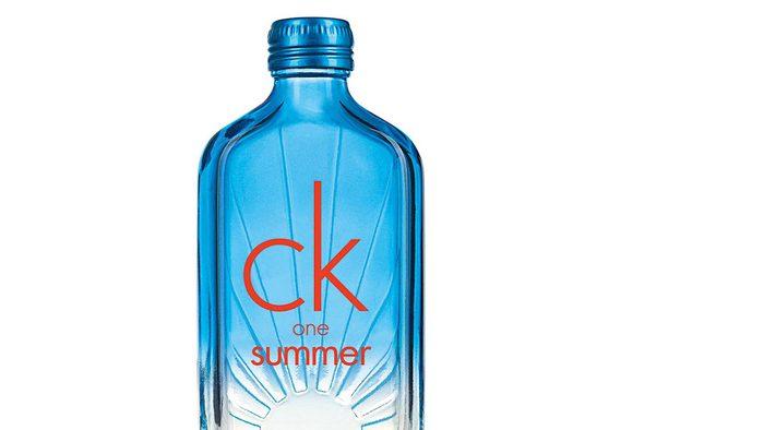 summer perfume 2017, CK One Summer