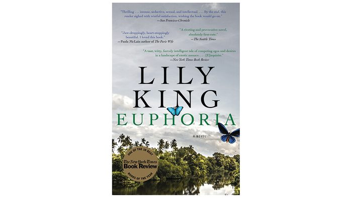 summer read picks camilla gibb, Euphoria cover