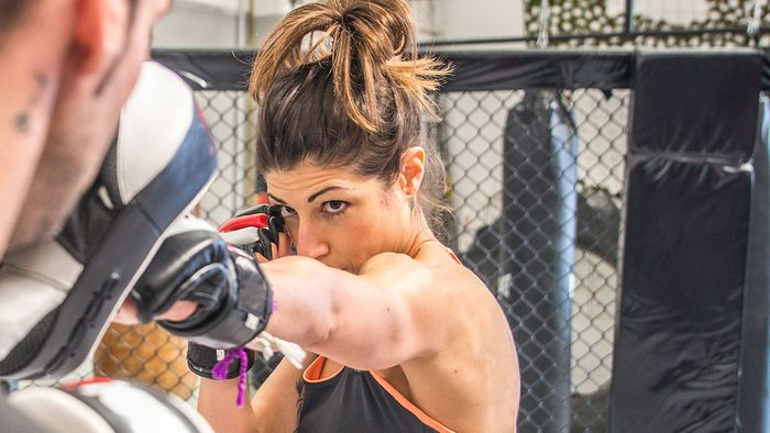 best boxing moves women Combat Conditioning