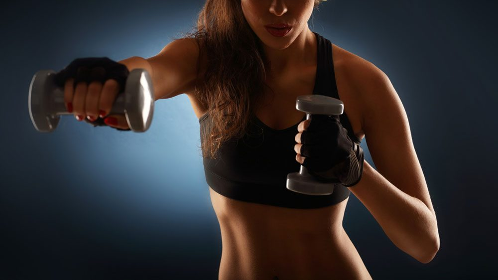 best boxing moves women shadow boxing