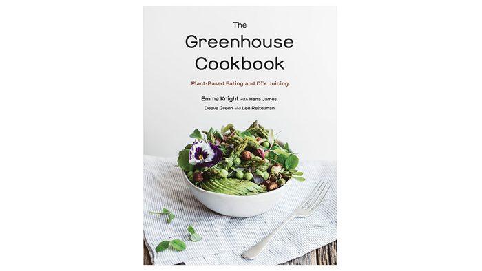 Juice bar cookbooks The Greenhouse Cookbook