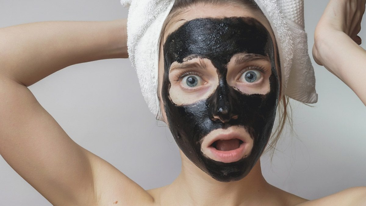 activated charcoal uses, charcoal face mask