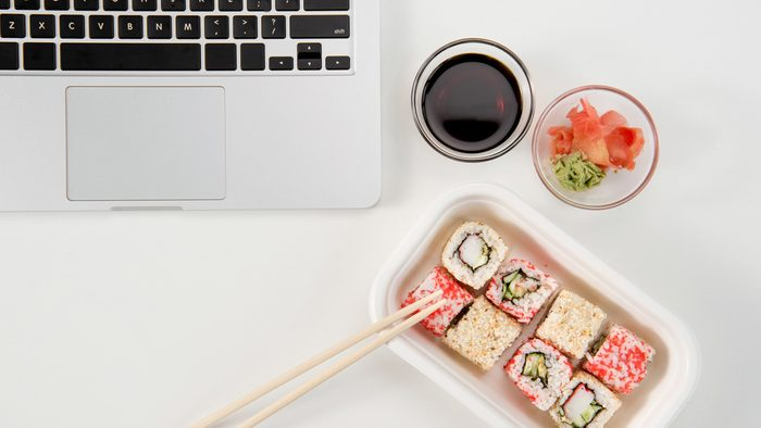 packed lunch planning,