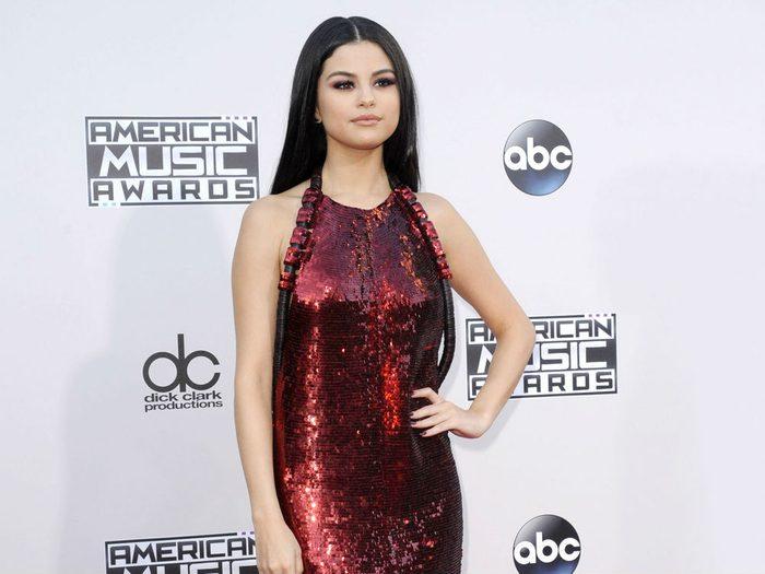 celebrity health news Selena Gomez in the hospital
