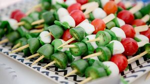 Superfood Nergi Fruit Skewers