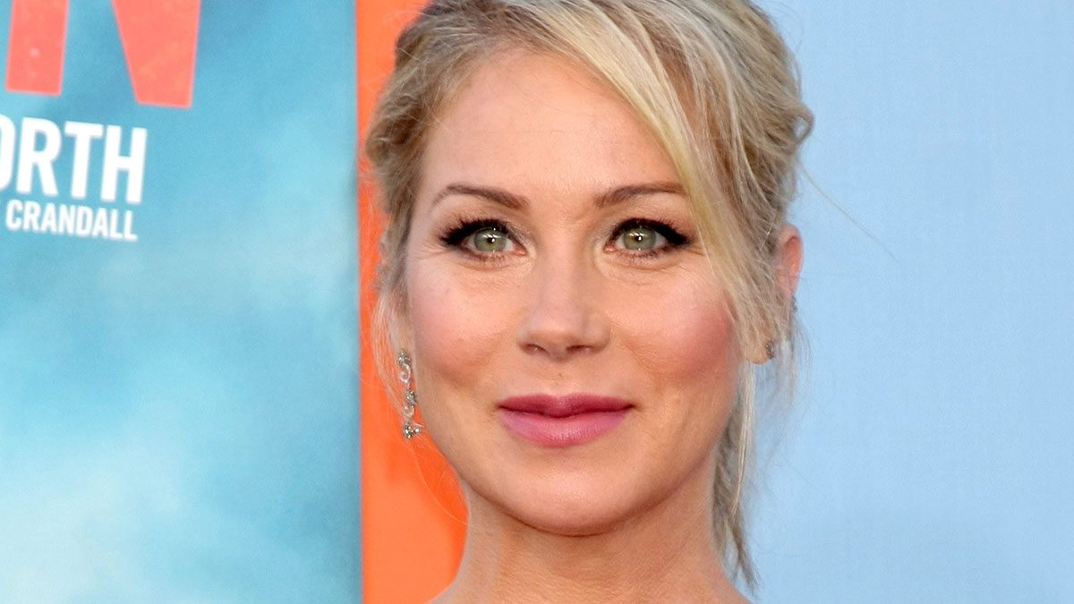 celebrities with breast cancer Christina Applegate