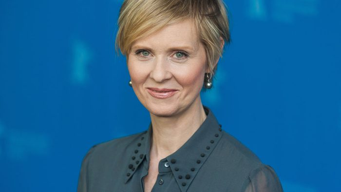 Celebrities with breast cancer Cynthia Nixon
