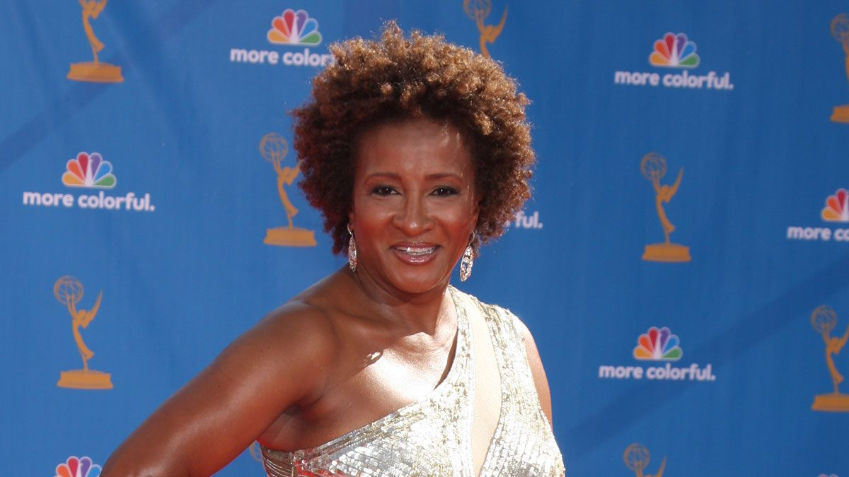 celebrities with breast cancer Wanda Sykes