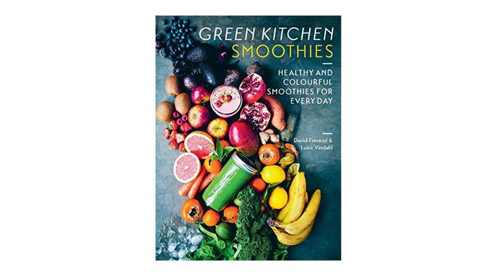 foodie gift ideas Green Kitchen Smoothies cookbook